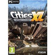 Cities XL Platinum (PC) PL DIGITAL - PC játék