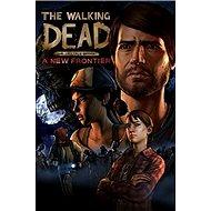 The Walking Dead A New Frontier - The Telltale Series (PC) DIGITAL - PC játék