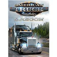 American Truck Simulator: Oregon (PC) DIGITAL - Játék kiegészítő