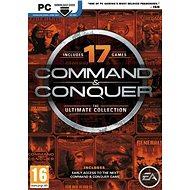Command & Conquer The Ultimate Collection (PC) DIGITAL - PC játék