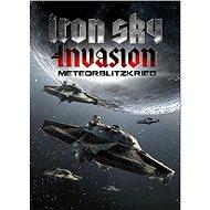Iron Sky: Invasion - Meteorblitzkrieg (PC) DIGITAL - Játék kiegészítő