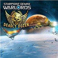 Starpoint Gemini Warlords: Deadly Dozen (PC) DIGITAL - Játék kiegészítő