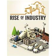 Rise of Industry (PC/LX) DIGITAL - PC játék