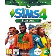 The Sims 4: Évszakok (PC) DIGITAL - Játék kiegészítő