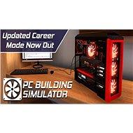 PC Building Simulator (PC) DIGITAL - PC játék