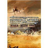 Sudden Strike 4 - Africa: Desert War (PC) DIGITAL - Játék kiegészítő
