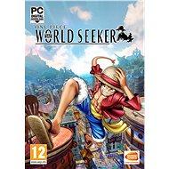 ONE PIECE World Seeker (PC) Steam kulcs - PC játék