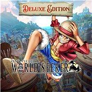 ONE PIECE World Seeker Deluxe Edition (PC) Steam kulcs - PC játék