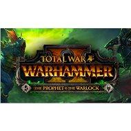 Total War: Warhammer II - The Prophet & the Warlock DLC (PC) Steam Key - Játék kiegészítő