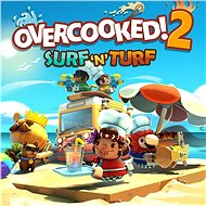 Overcooked! 2 - Surf and Turf (PC) Steam - PC játék