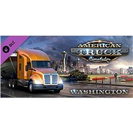 American Truck Simulator - Washington (PC)  Steam DIGITAL - Játék kiegészítő