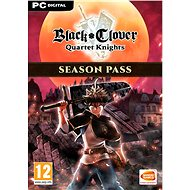 BLACK CLOVER: QUARTET KNIGHTS Season Pass (PC) Steam DIGITAL - Játék kiegészítő
