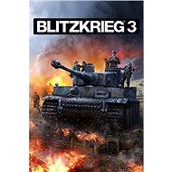 Blitzkrieg 3 Deluxe Edition (PC) DIGITAL - PC játék
