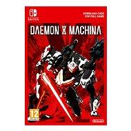 Daemon X Machina - Nintendo Switch Digital - Konzol játék
