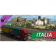 Euro Truck Simulator 2 – Italia (PC)  Steam DIGITAL - Játék kiegészítő