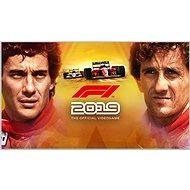 F1 2019 Legends Edition (PC)  Steam DIGITAL - PC játék