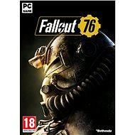 Fallout 76 (PC)  bethesda.net DIGITAL - PC játék
