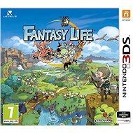 Fantasy Life - Nintendo 2DS/3DS Digital - Konzol játék