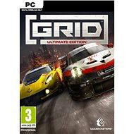 GRID Ultimate Edition (PC)  Steam DIGITAL - PC játék