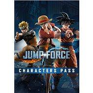 JUMP FORCE - Characters Pass (PC) Steam DIGITAL - Játék kiegészítő