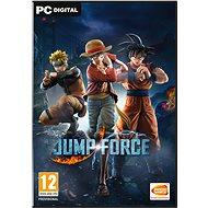 Jump Force (PC) Steam DIGITAL - PC játék