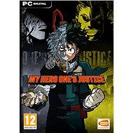 My Hero One's Justice (PC)  Steam DIGITAL - PC játék