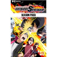 NARUTO TO BORUTO: SHINOBI STRIKER Season Pass (PC) Steam DIGITAL - Játék kiegészítő