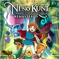 Ni no Kuni: Wrath of the White Witch Remastered (PC)  Steam + BONUS DIGITAL - PC játék