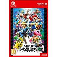 Super Smash Bros. Ultimate - Nintendo Switch Digital - Konzol játék