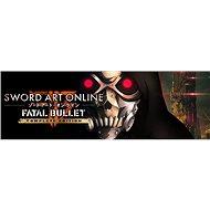 Sword Art Online: Fatal Bullet - Complete Edition (PC) Steam DIGITAL - PC játék
