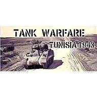 Tank Warfare: Tunisia 1943 (PC) Steam DIGITAL - PC játék