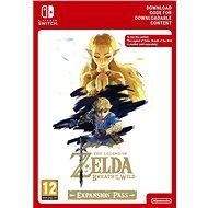 Zelda: Breath of the Wild Expansion Pass - Nintendo Switch Digital - Játék kiegészítő