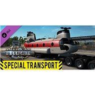 American Truck Simulator - Special Transport (PC) Steam Key (CZ) - Játék kiegészítő