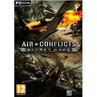 Air Conflicts: Secret Wars - PC DIGITAL - PC játék