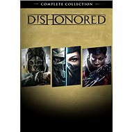 DISHONORED: COMPLETE COLLECTION - PC DIGITAL - PC játék