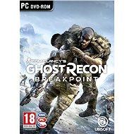Ghost Recon Breakpoint - PC DIGITAL - PC játék