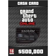 Grand Theft Auto Online: Bull Shark Card - PC DIGITAL - Játék kiegészítő