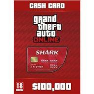 Grand Theft Auto Online: Red Shark Card - PC DIGITAL - Videójáték kiegészítő