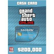 Grand Theft Auto Online: Tiger Shark Card - PC DIGITAL - Videójáték kiegészítő