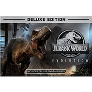 Jurassic World Evolution - Deluxe Dinosaur Pack - PC DIGITAL - Játék kiegészítő