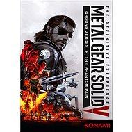 Metal Gear Solid V: The Definitive Experience - PC DIGITAL - PC játék