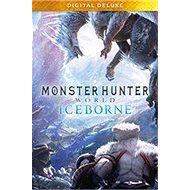Monster Hunter World: Iceborne  Deluxe - PC DIGITAL - PC játék