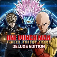 ONE PUNCH MAN: A HERO NOBODY KNOWS Deluxe Edition - PC DIGITAL - PC játék