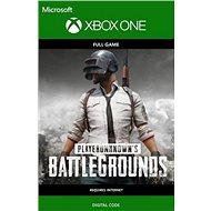 Playerunknown's Battlegrounds - Xbox One Digital - PC játék