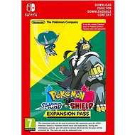 Pokémon Shield/Pokémon Sword Expansion Pass - Nintendo Switch Digital - Játék kiegészítő