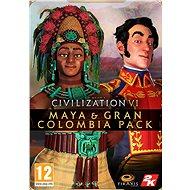 Civilization VI - Maya & Gran Colombia Pack - PC DIGITAL - Játék kiegészítő