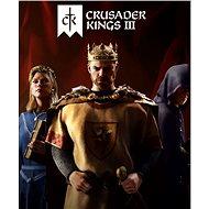 Crusader Kings III Royal Edition - PC DIGITAL - PC játék