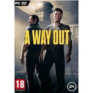 A Way Out - PC DIGITAL - PC játék