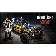 Dying Light Crash Test Skin Pack - PC DIGITAL - Játék kiegészítő