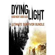 Dying Light Ultimate Survivor Bundle - PC DIGITAL - Játék kiegészítő